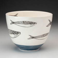 Laura Zindel Designs Medium Handmade Ceramic Bowl