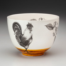 Small Bowl: Rooster