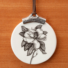 Ornament: Magnolia