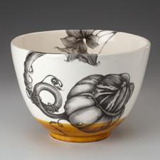 Large Bowl: Turk Gourd