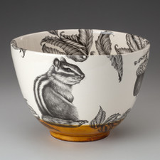 Large Bowl: Chipmunk #3