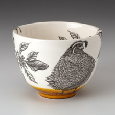 Small Bowl: Quail #3