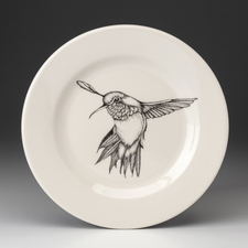 Dinner Plate: Hummingbird #2