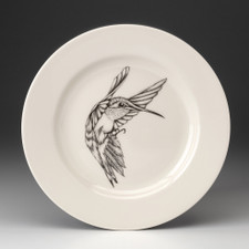 Dinner Plate: Hummingbird #3