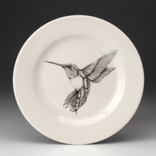 Dinner Plate: Hummingbird #4
