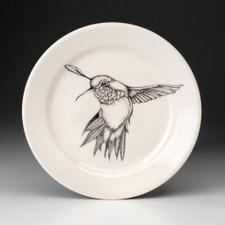 Salad Plate: Hummingbird #2