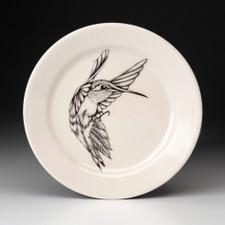Salad Plate: Hummingbird #3