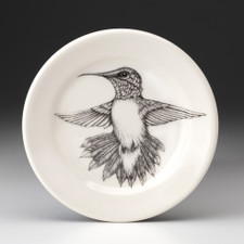 Bread Plate: Hummingbird #1