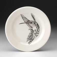 Bread Plate: Hummingbird #3