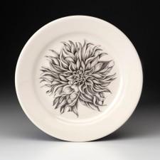 Salad Plate: Dinner Plate Dahlia