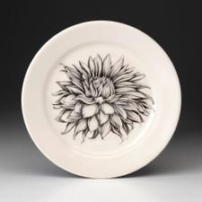 Salad Plate: Cactus Dahlia