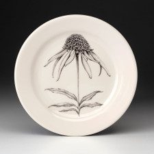 Salad Plate: Cone Flower