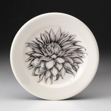 Bread Plate: Cactus Dahlia