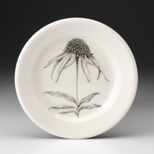 Bread Plate: Cone Flower