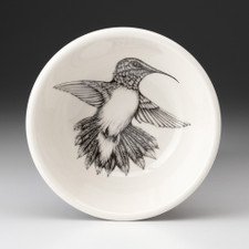 Cereal Bowl: Hummingbird #1