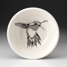 Cereal Bowl: Hummingbird #2