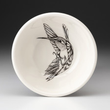 Cereal Bowl: Hummingbird #3