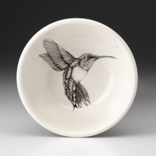 Cereal Bowl: Hummingbird #4