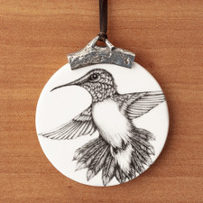 Ornament: Hummingbird #1