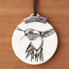 Ornament: Hummingbird #2