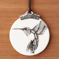 Ornament: Hummingbird #4