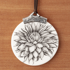 Ornament: Cactus Dahlia