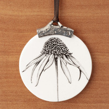 Ornament: Cone Flower