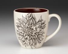 Mug: Dinner Plate Dahlia