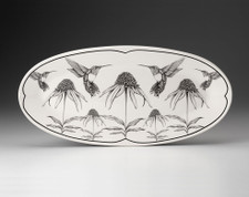 Fish Platter: Hummingbird #4