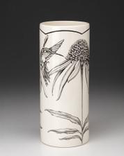 Large Vase: Cone Flower