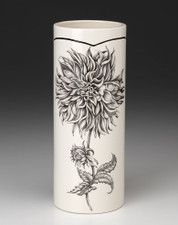 Small Vase: Dinner Plate Dahlia
