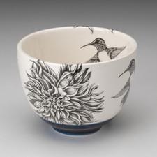 Small Bowl: Hummingbird #1