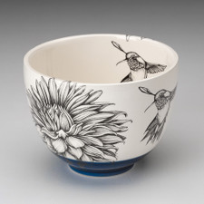 Small Bowl: Hummingbird #2