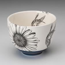 Small Bowl: Hummingbird #3