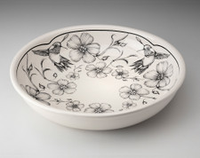 Pasta Bowl: Hummingbird #2