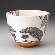 Medium Bowl: Hedgehog #1