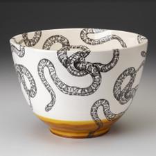 Large Bowl: Leopard Snake
