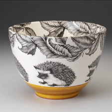 Large Bowl: Hedgehog #1