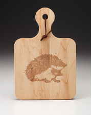 Maple Board: Hedgehog