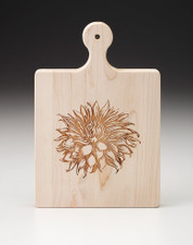 Maple Board: Cactus Dahlia