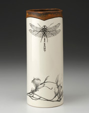 Small Vase: Dragonfly