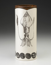Large Vase: Squid
