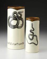 Large Vase: Mexican Rat Snake