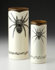 Small Vase: Tarantula