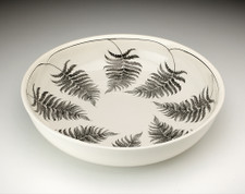 Pasta Bowl: Wood Fern