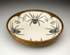 Small Pasta Bowl: Tarantula