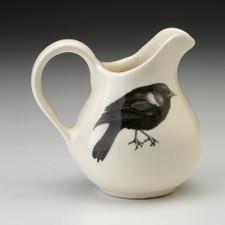 Creamer: Red-Winged Blackbird