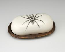 Butter Dish: Tarantula