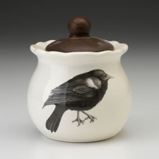 Sugar Bowl: Red-Winged Blackbird