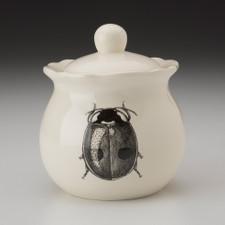 Sugar Bowl: Lady Beetle